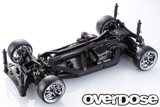 Overdose #OD2101 XEX Vspec 1:10 RC Cars Drift AWD Chassis Kit