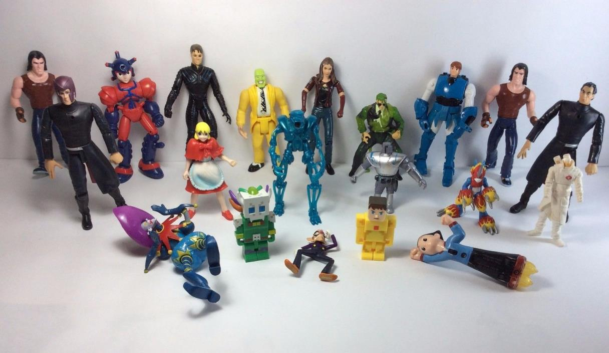 Action Figure Mixed Lot