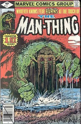 Man-Thing (1979 2nd Series) #1 VF