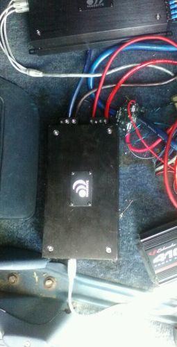 Massive Audio N3 Car Amplifier