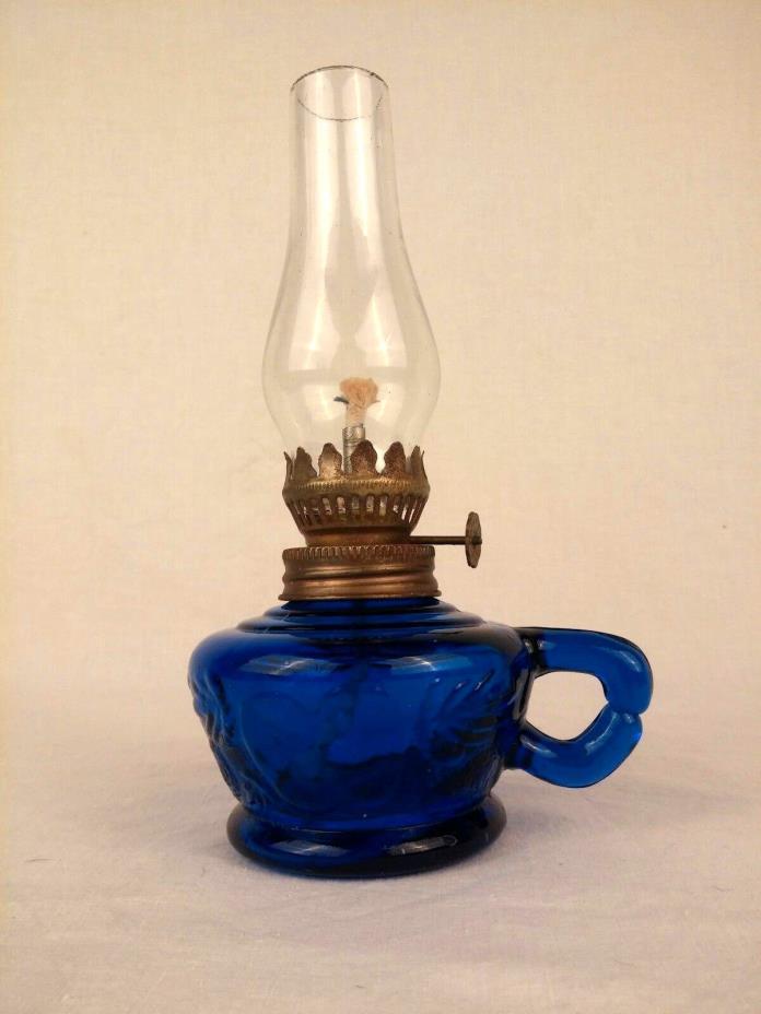 3 Mini Oil Lamps & 1 AVON perfume, ROSE TEAPOT & LIGHT MY FIRE