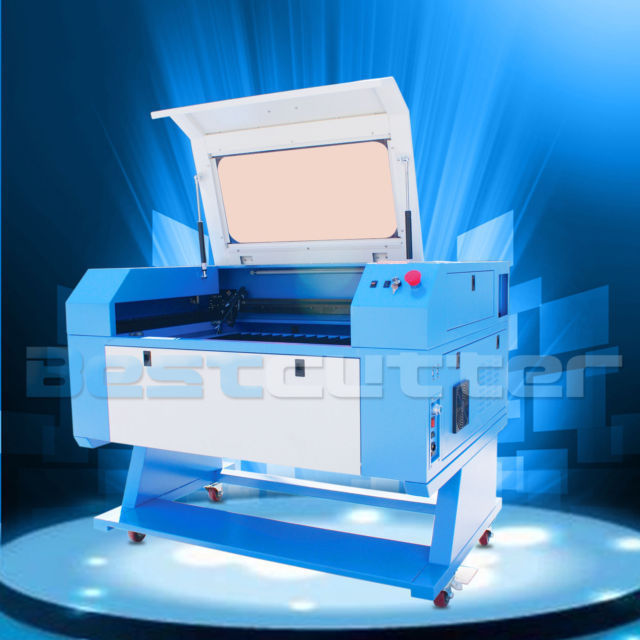 50w Co2 Laser Engraving Machine Engraver Cutter US