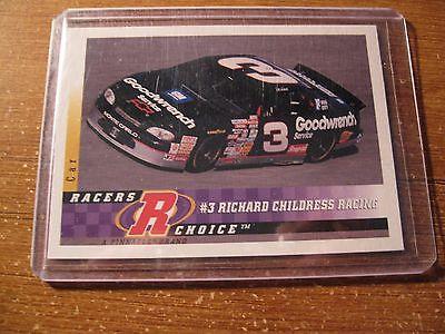 1997 Pinnacle Racing Dale Earnhardt Car #38