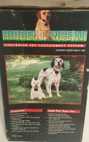 Underground Electric Dog Fence 2 Wireless Shock Collar Waterproof Hidden System