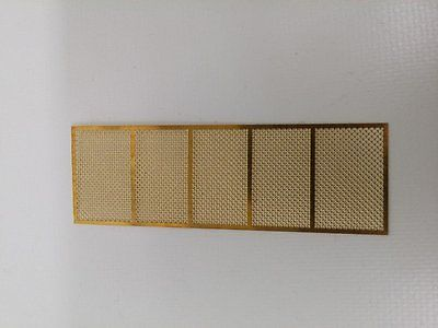 T34/85 METAL PHOTO ETCH GRILLS