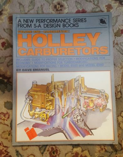 Holley Carburetors Guide Modifications by Dave Emanuel