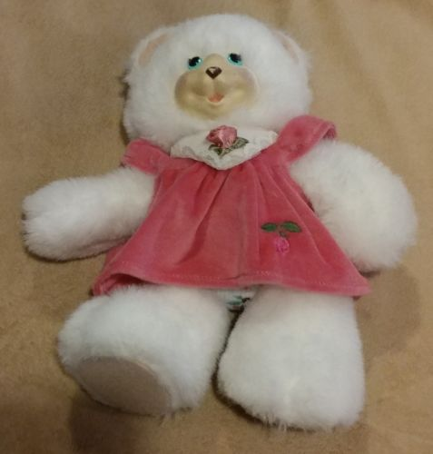 Fisher Price Briarberry Bear Maggieberry Plush 1998