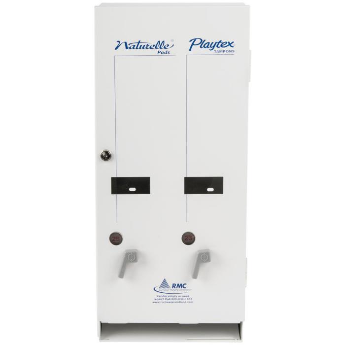 Rochester Midland RMC J1 25190900 Sanitary Napkin / Tampon Dispenser.