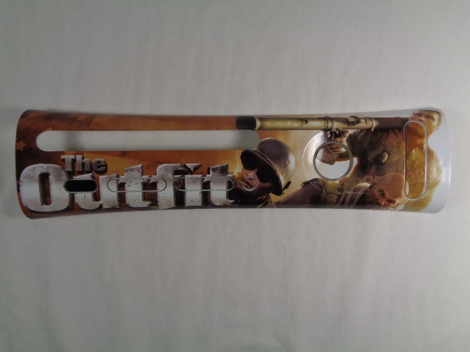 The Outfit Limited Edition Faceplate Xbox 360