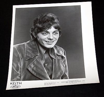 1960's KEITH Vintage 8x10 Mercury Press Photo #3 James Bazza Keefer 98.6