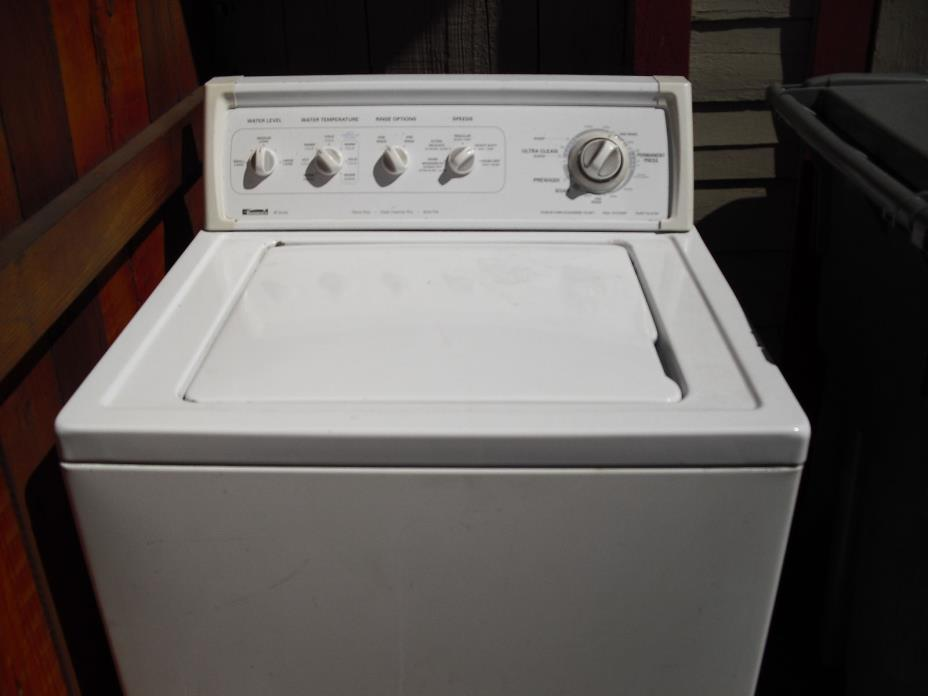 Kenmore 90 Series Washer For Sale Classifieds