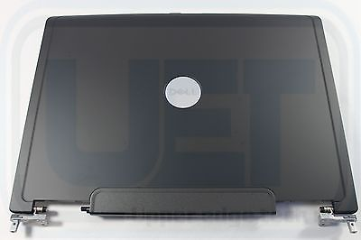 Dell Vostro 1000 Laptop LCD Top Back Cover Lid KT786 Black CCFL Grade B Tested
