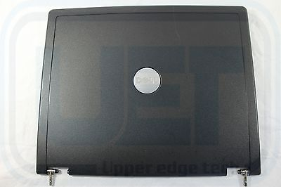 Dell Inspiron 1000 Laptop LCD Top Back Cover Lid EAVM5005010 Black CCFL Grade B