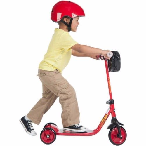 Huffy Disney Cars  Wheel Scooter