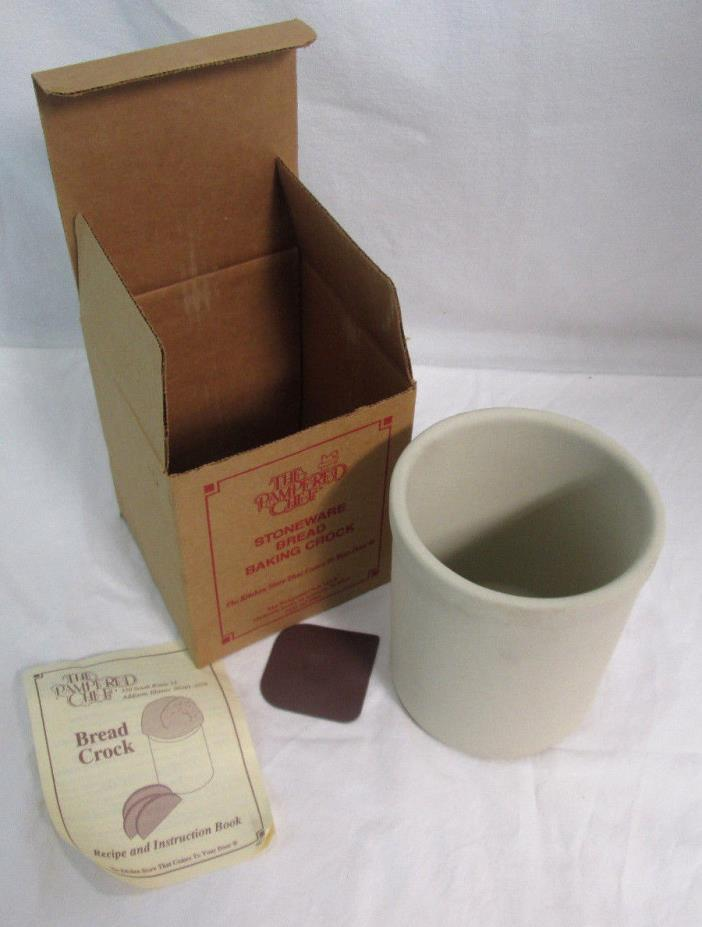 The Papered Chef Bread Crock Stoneware baking New in Box