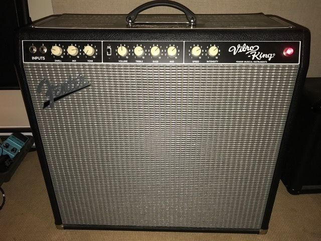 Fender Vibro-King Custom 60 watt Guitar Amp