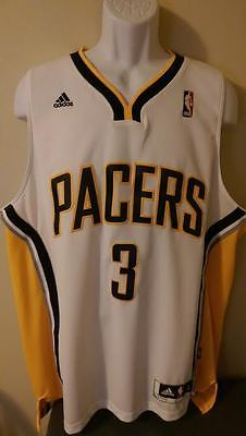 Adidas NBA Jersey Indiana Pacers George Hill Men's Size XL