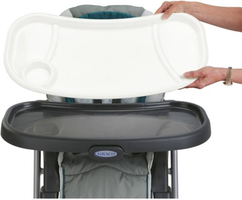 Graco DuoDiner DURABLE 3-in-1 Baby High Chair, INFANT-TODDLER-BOOSTER