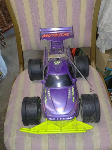 Vintage Tyco RC Mutator - RARE - Untested Car Only