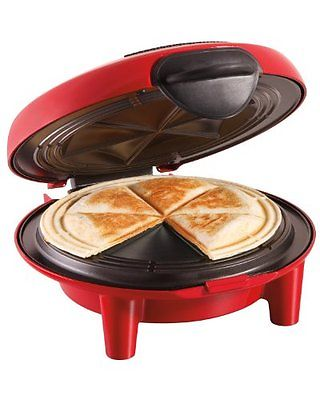 Hamilton Beach 25409 Quesadilla Maker Grills Griddles Small Kitchen Appliances