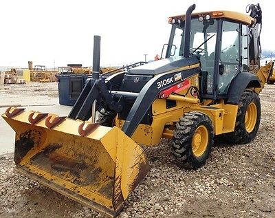 2013 John Deere 310SK Backhoe Loaders