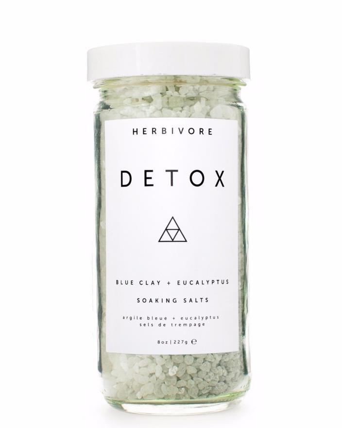 Herbivore Botanicals -DETOX Bath Salts