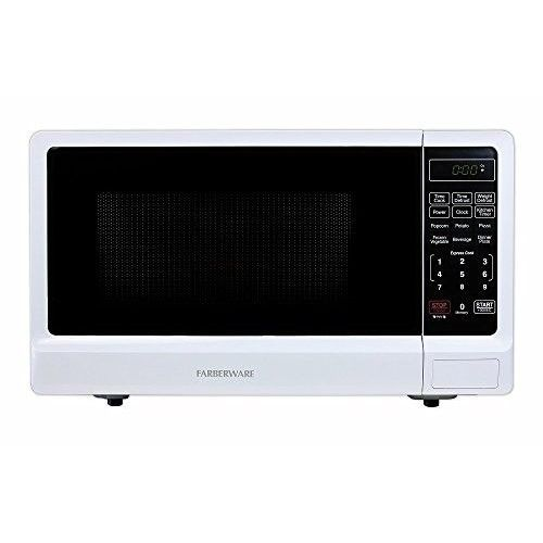 Over The Range Microwave White 1000 Watt Cooking Oven Grill Kitchen Turn Table