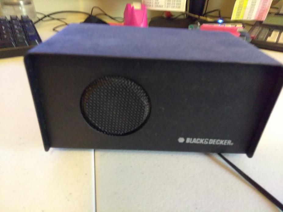 Black & Decker 745-WB Ultrasonic Pest/Rodent Repellent