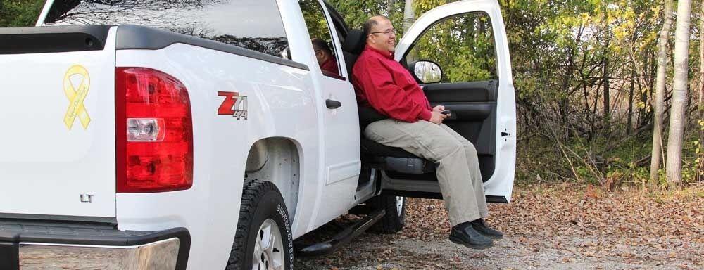 Brand New Braun Valet Plus Seat