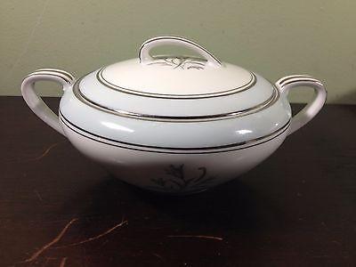 Vintage Noritake China Bluebell #5558 Sugar Bowl and Lid