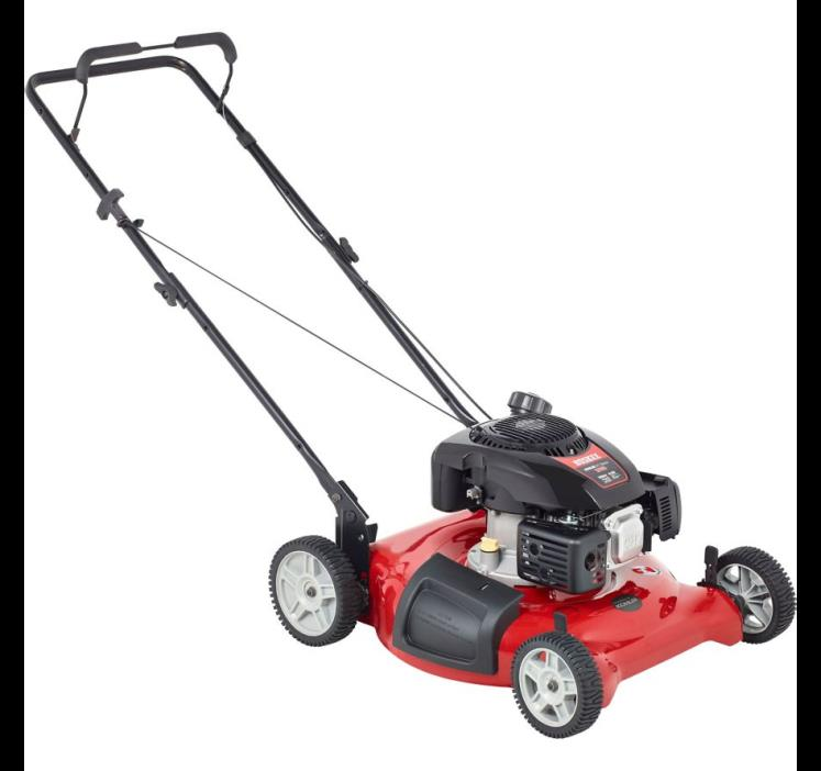 Huskee 21 in. 2-in-1 149cc Push Mower Band New