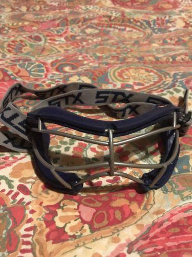 STX LaCrosse Women's Goggles Navy Blue
