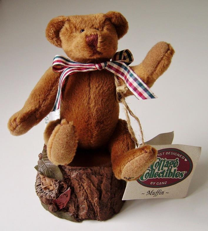 Ganz  Cottage Collectibles Bear