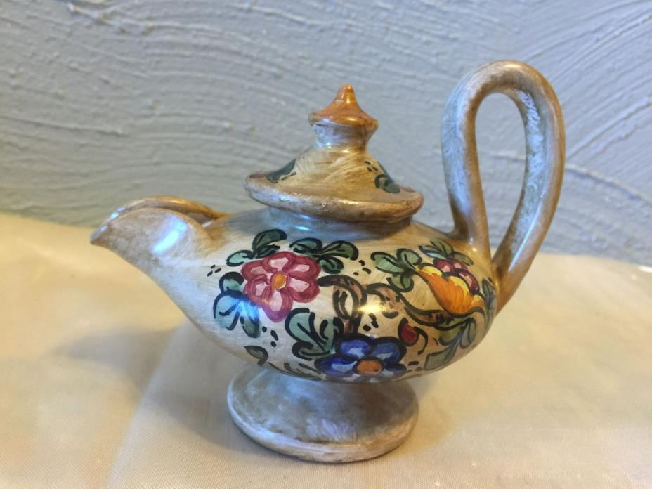 Handmade Ceramic Oil Lamps : Aladdin oil lamps for sale classifieds