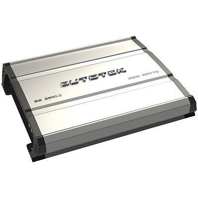 AUTOTEK SS2500.2 SUPER SPORT Series 2-Channel Class AB Amp (2 500 Watts)