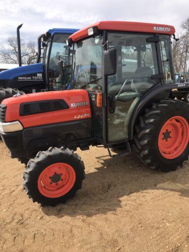 Kubota tractor 4x4 L3430