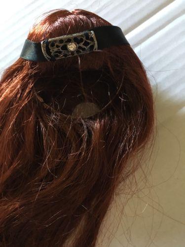 Evangeline Ghastly Wilde Dark Star Wig
