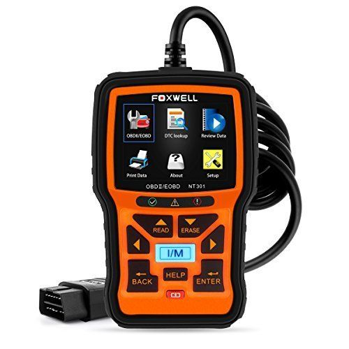 Code Scanner Universal Car Engine Diagnostic Tool Automotive Fault Code Reader