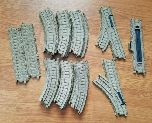 Thomas Train Railway Connecting Plastic 23 Piece