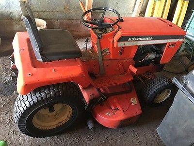 Allis - Chalmers 916 Garden Tractors
