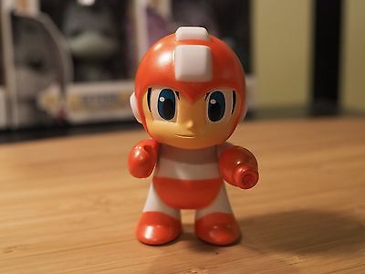 Mega Man 3-Inch Kidrobot Vinyl Mini Figure - Red Mega Man mini series loot crate