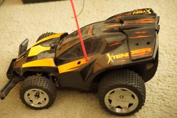 Nikko Xtender RC Car R/C Race Car