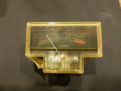 Antique Watt Meter : Vintage watt meter for sale classifieds