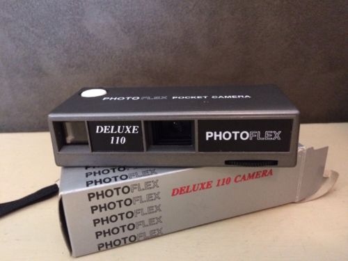 110 Film Photo Flex Pocket Camera