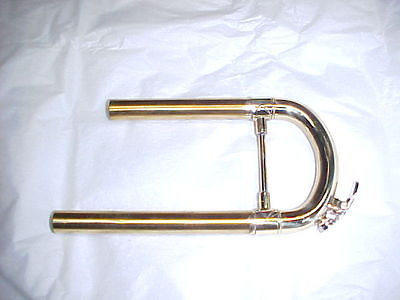 Bach TR200 Trumpet Main Tuning Slide Assembly - New