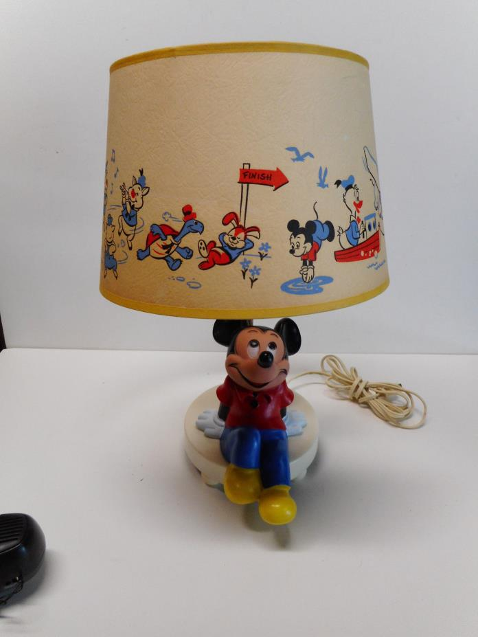Mickey mouse lamp shade lamp design ideas mickey mouse lamp shade for classifieds aloadofball Gallery