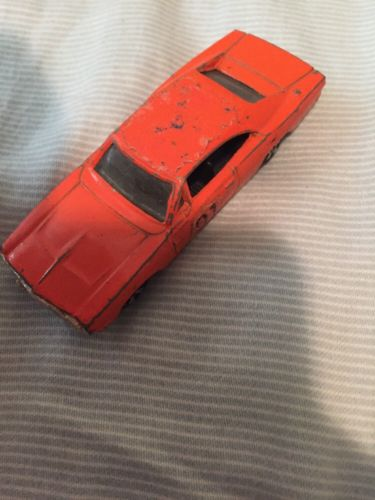 Original ERTL General Lee Dukes Of Hazzard 1/64 Die-Cast Car 1981 ,,,,,