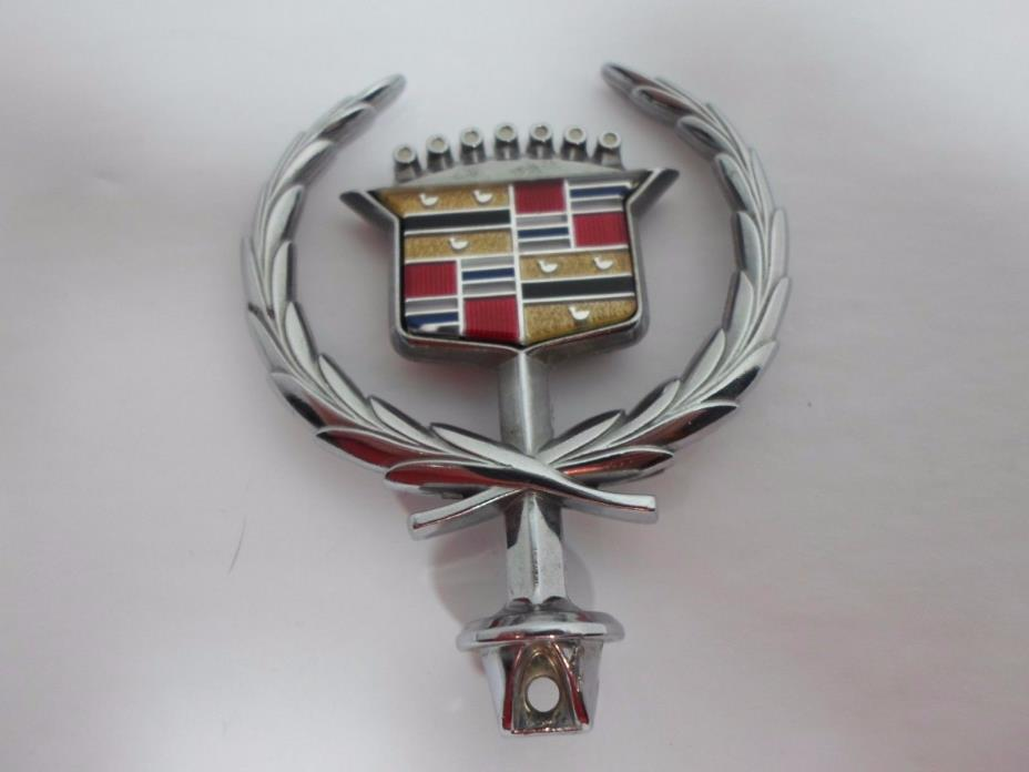 Cadillac Hood Ornament Emblem For Sale Classifieds