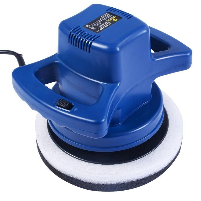 Car Polisher Buffer Wax 7 Electric 6 Speed Sander Pad Variab 10