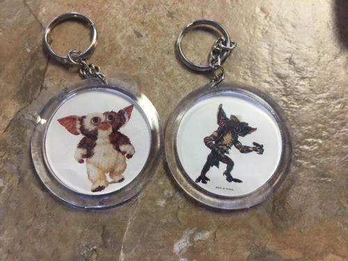 Gremlin Gizmo two sided keychain